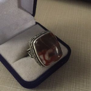 Jewelry - Unique Pilbara Jasper Ring
